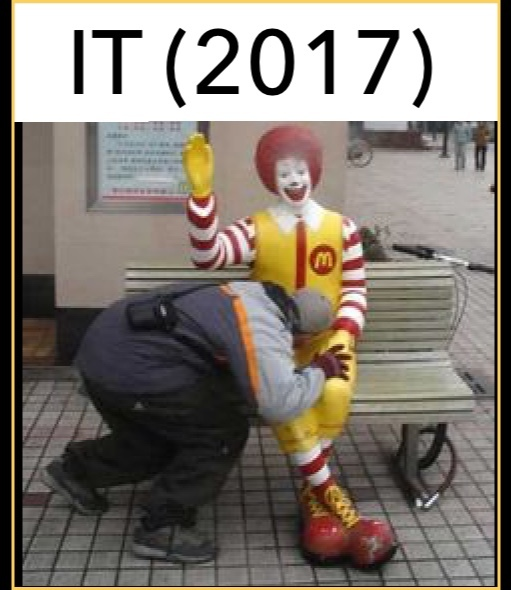 Ronald is receiving bomb head