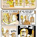 Garfield: origins