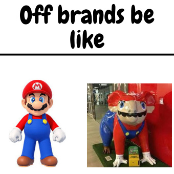 Wow It's mario!!! - meme