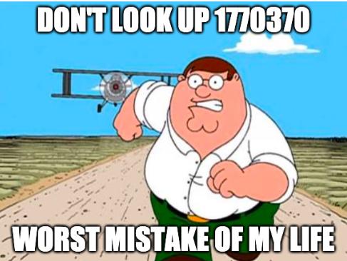 worst mistake - meme