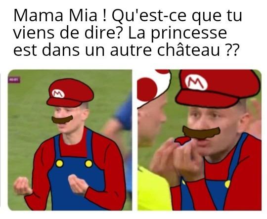 Officiel, deuxième FR en terme de memes postés ;)