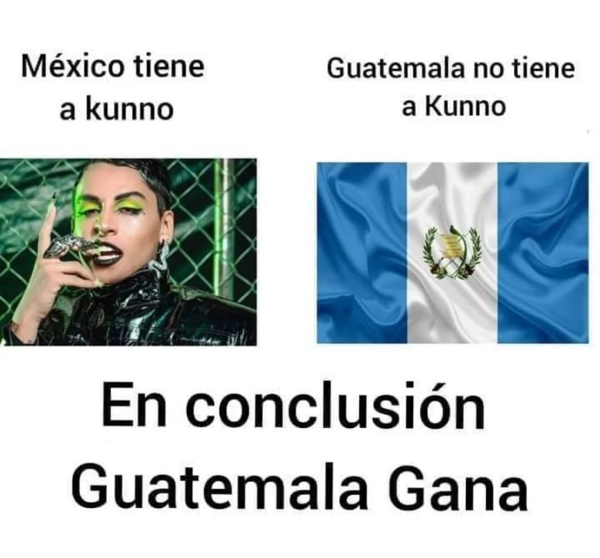 Grande guatemala *erupciona un volcan* - meme
