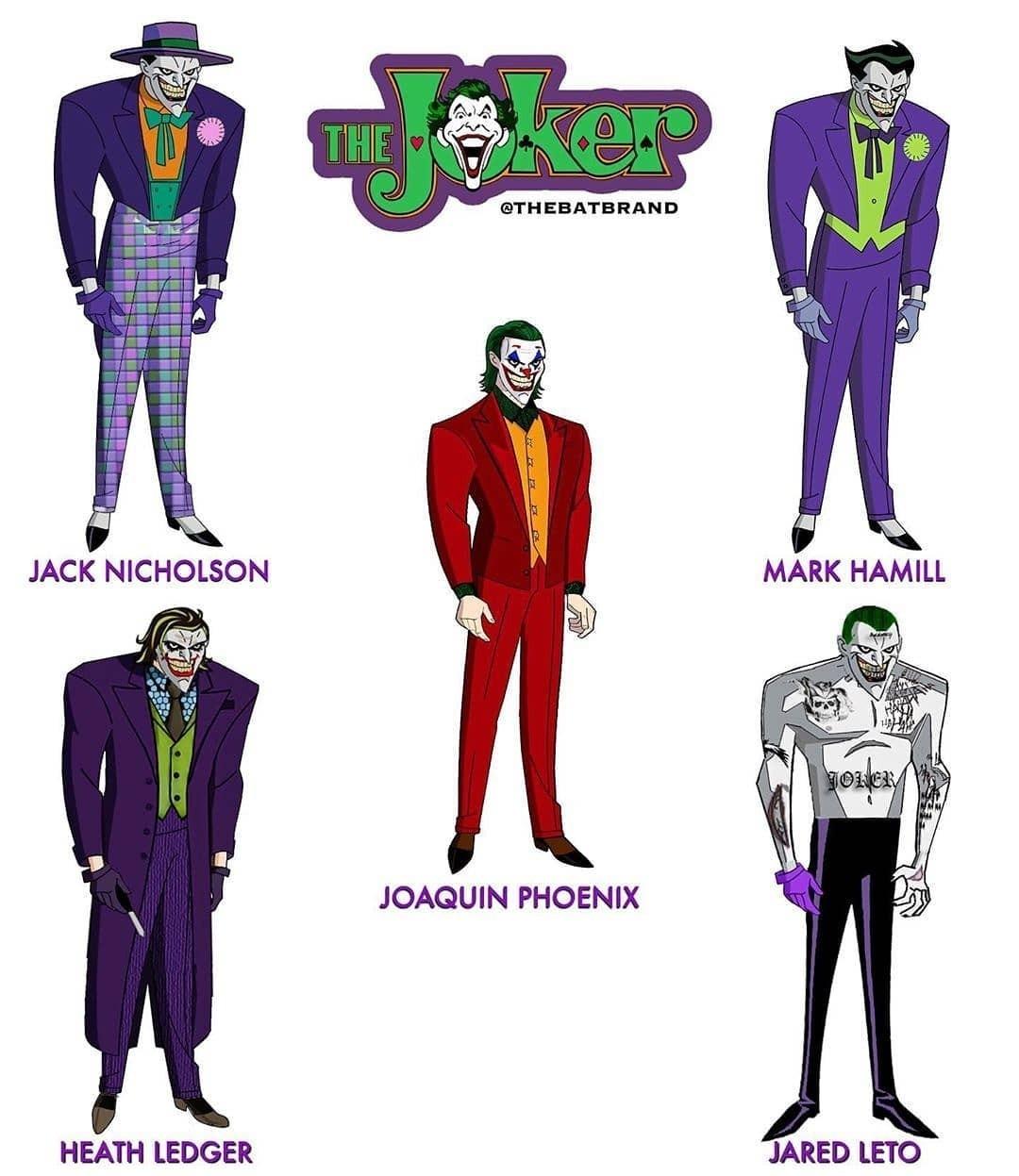 Favorite Joker? - meme