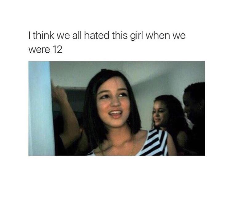 Baby girl - meme