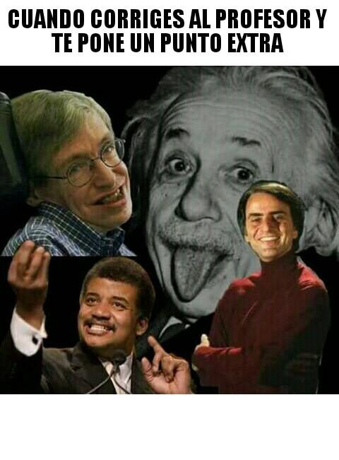 Inteligencia infinita - meme