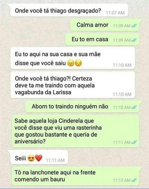 Porra Thiago - meme