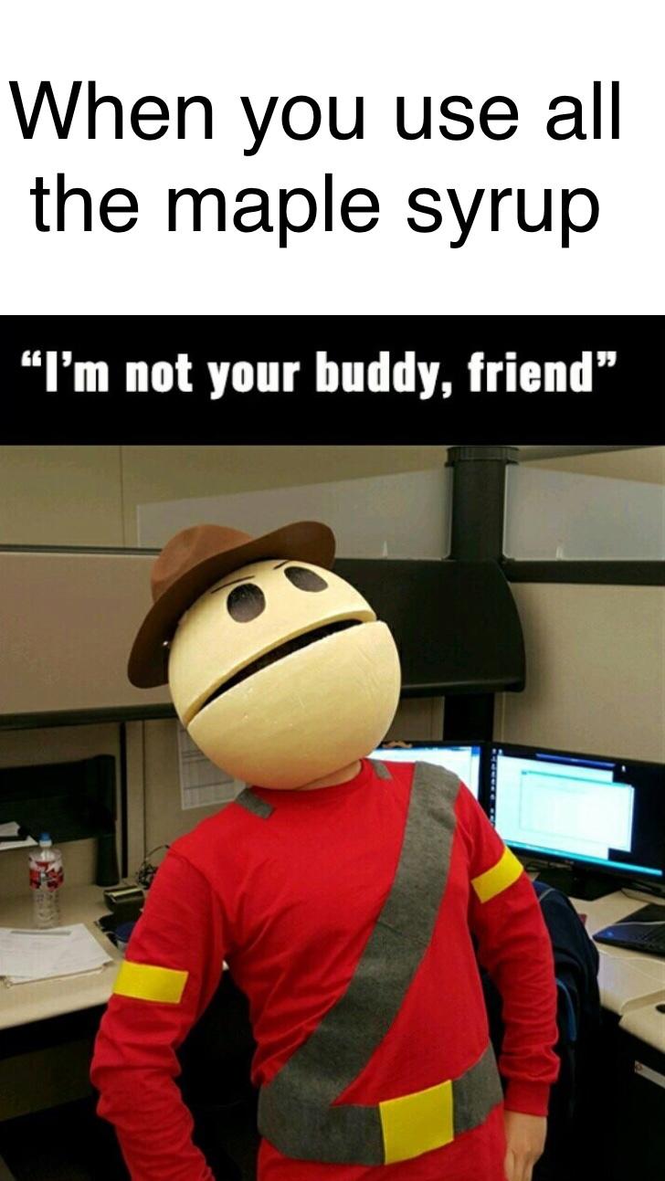 Canadians Lol - meme
