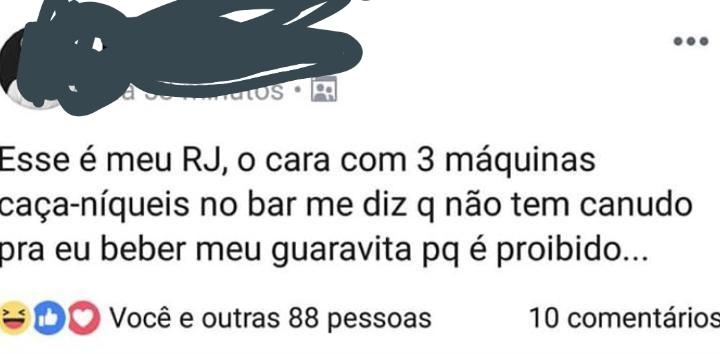 """""""Onestidade"""" carioca - meme"""