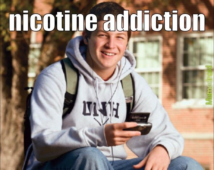 College Freshman - meme