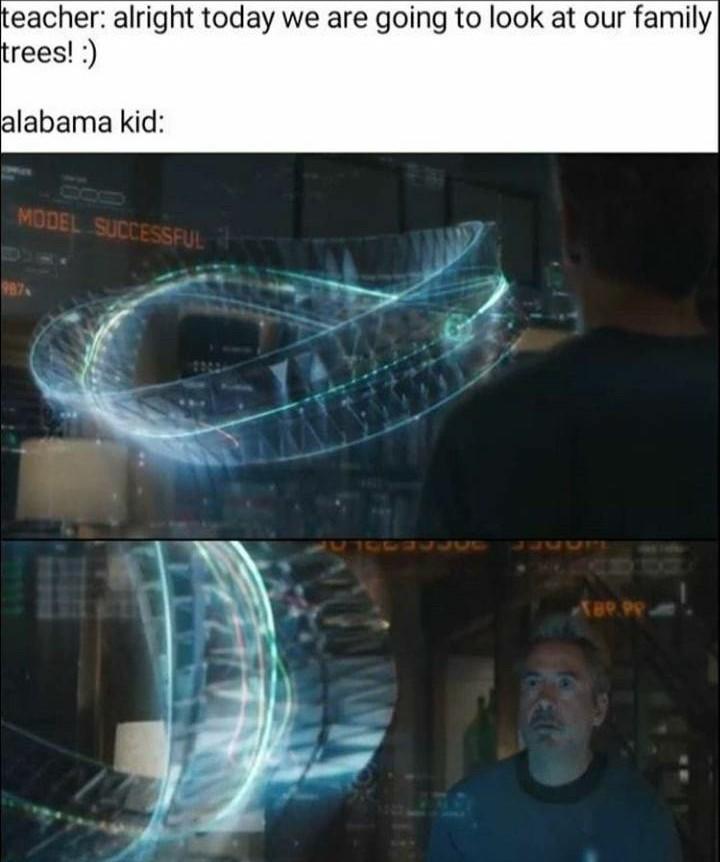 Inbreeders - meme