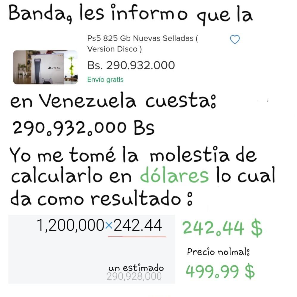 Hay cosas buenas en venezuela - meme