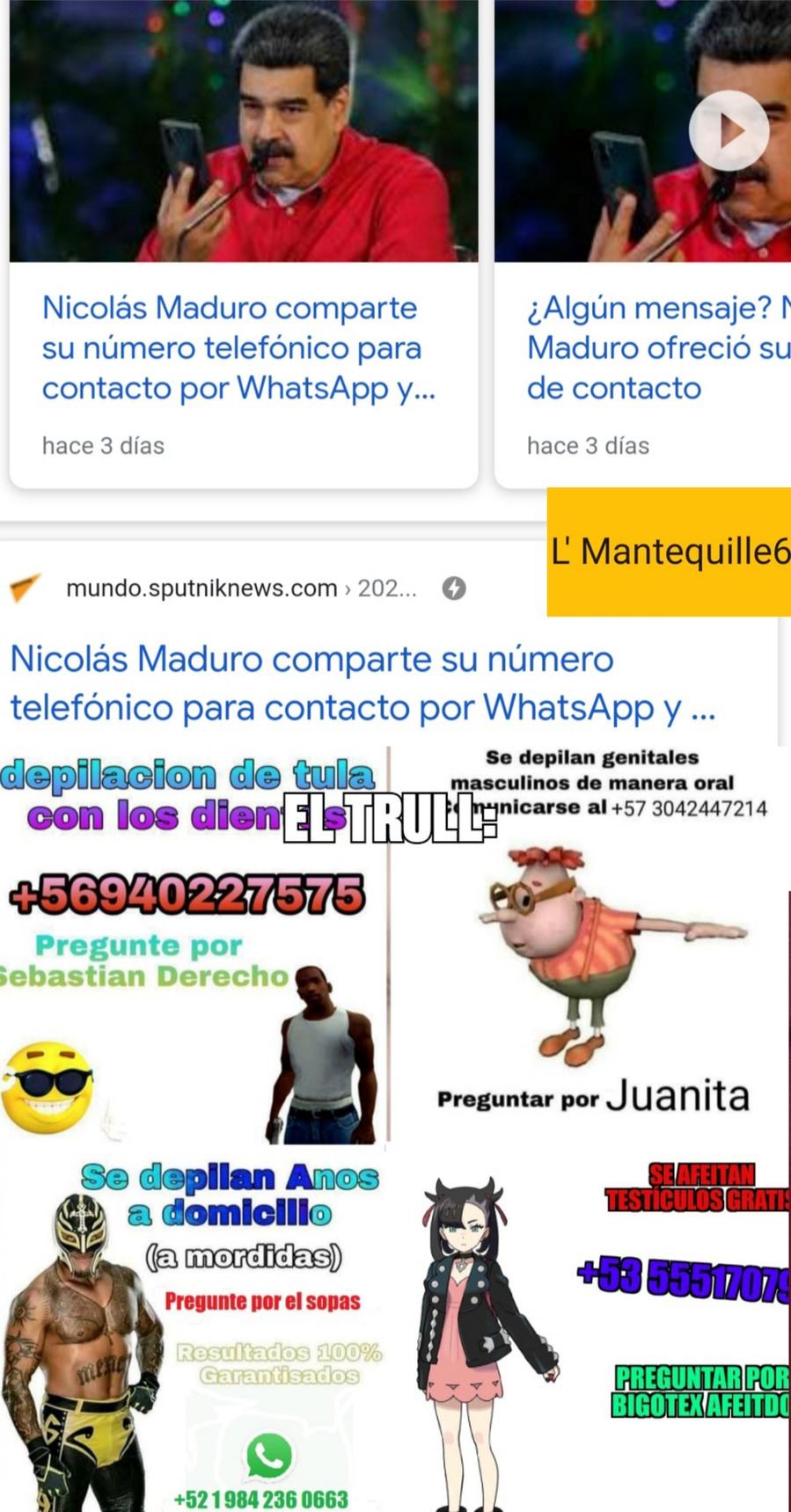L'Mantequille D' Manille6 - meme