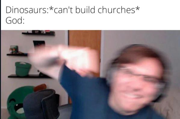 God is great - meme