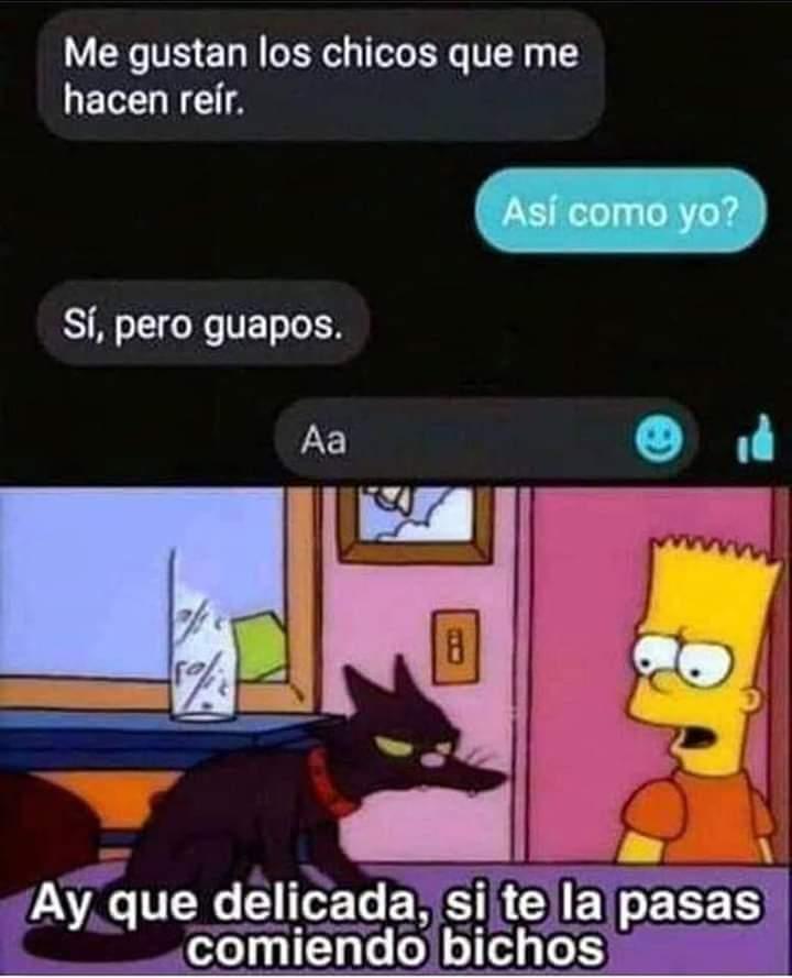 bichitos - meme