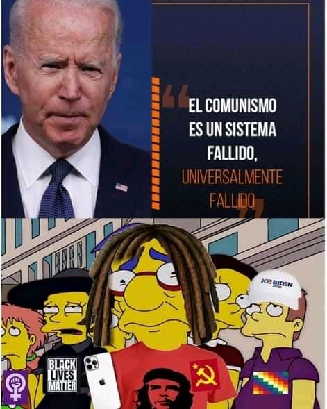 Biden lo dijo - meme