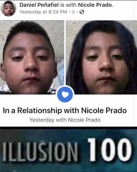 Kids smh - meme
