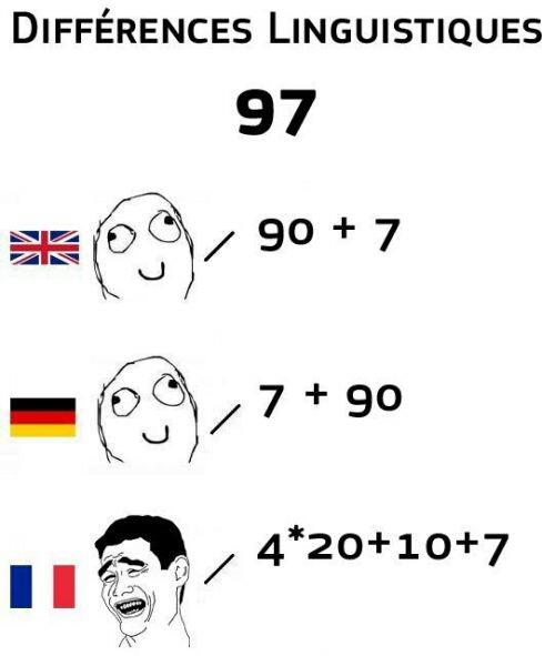 La langue française - meme