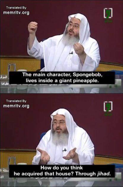 Spongebob truths - meme