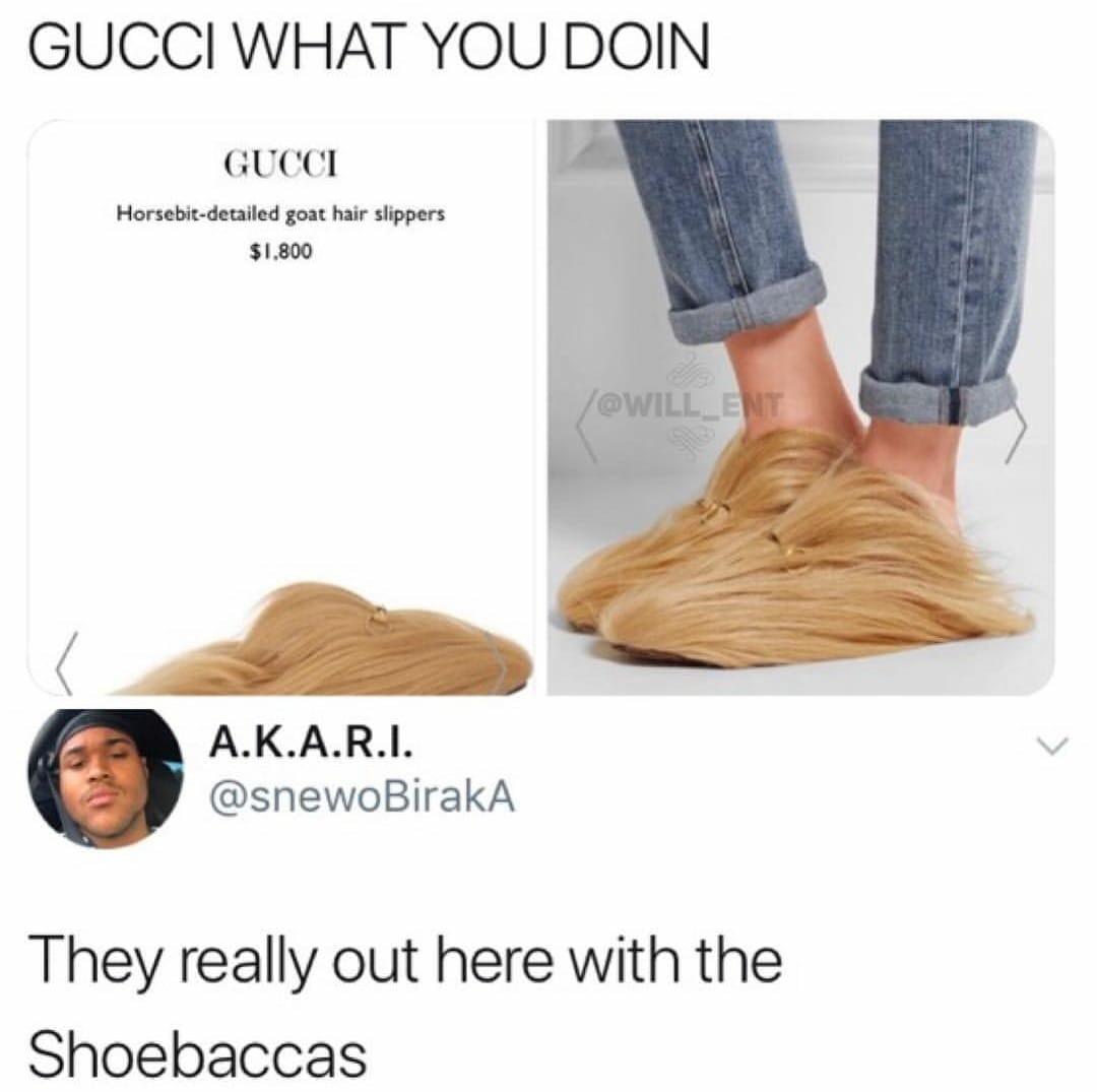 lmao shoe-baccas, get it?... no? ... okay :,( - meme