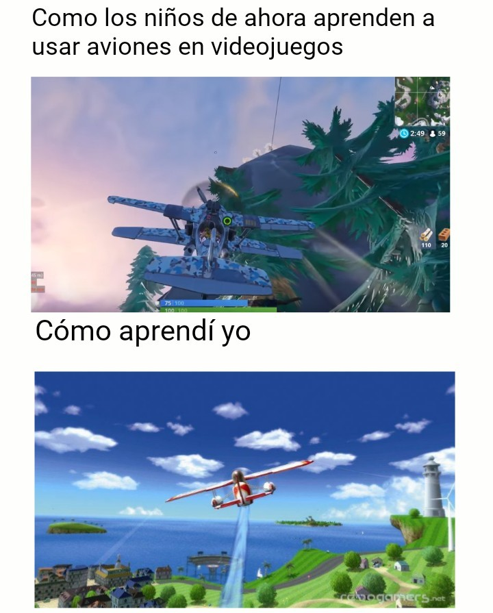 Bkn el wii sports resort - meme