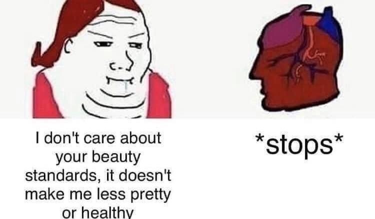 Chad Heart - meme