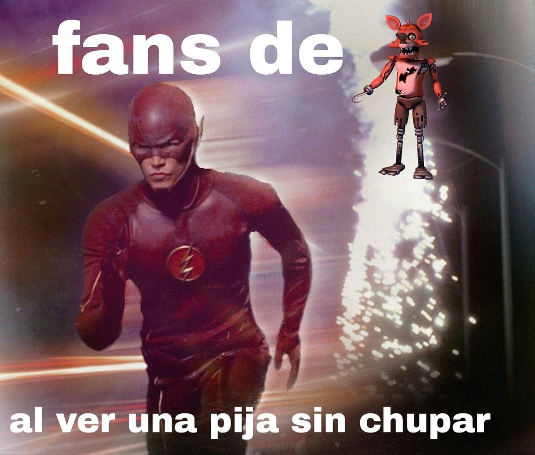 Fans de Foxy - meme
