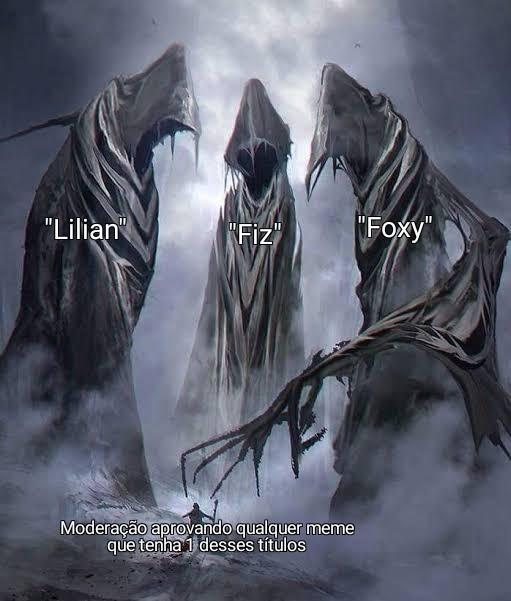 Lilian/Fiz/Foxy - meme