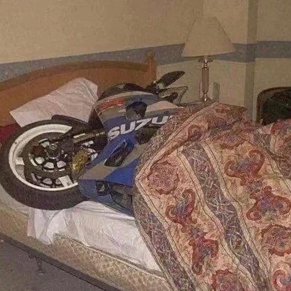 Bike lovers be like - meme