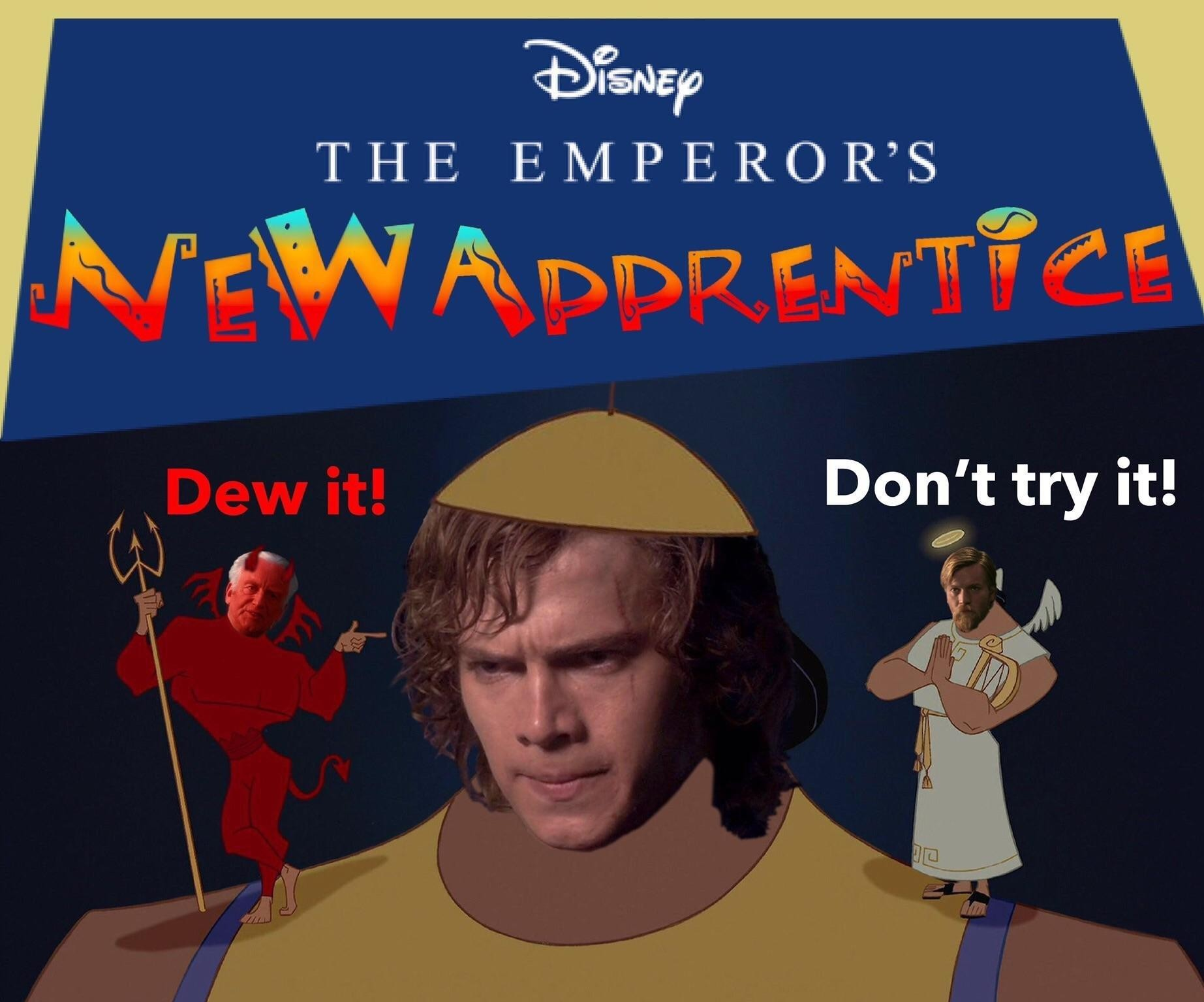 What shall we do master Skywalker? - meme