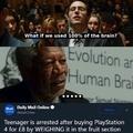 PS4 > XBox