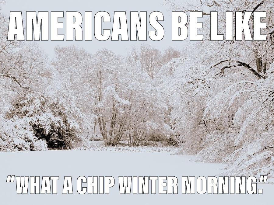 winter - meme