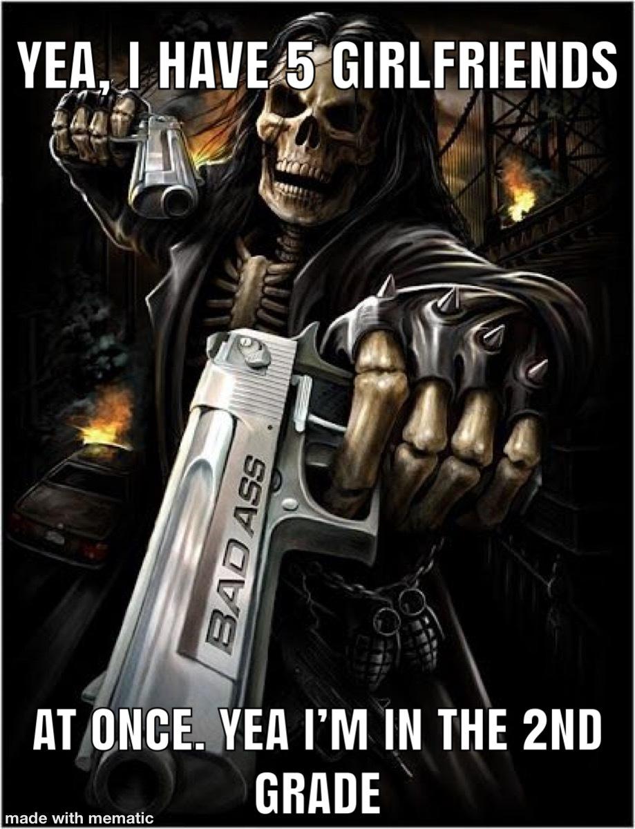 Shitpost I know - meme