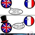 Empires having a talk