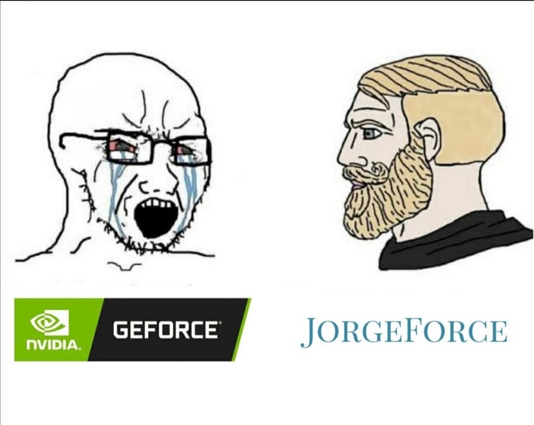 JORGEFORCE - meme