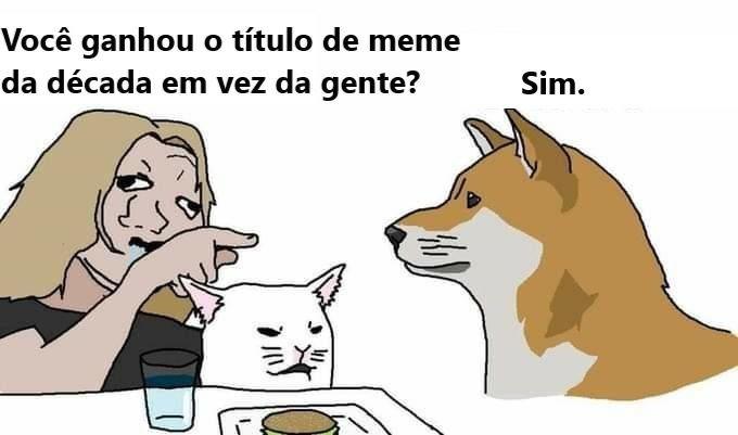 Doguinho Chad - meme