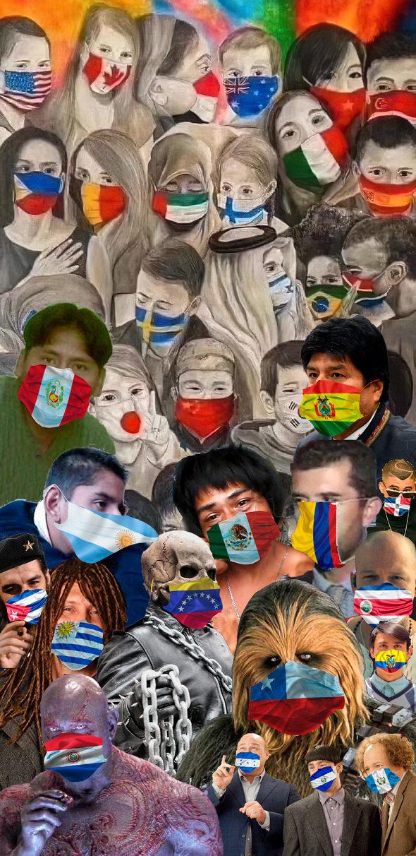 Latinoamérica preparada para el virus - meme
