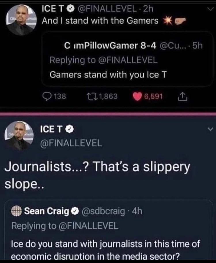 good guy ice t - meme