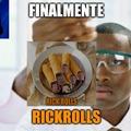 Rickrolls