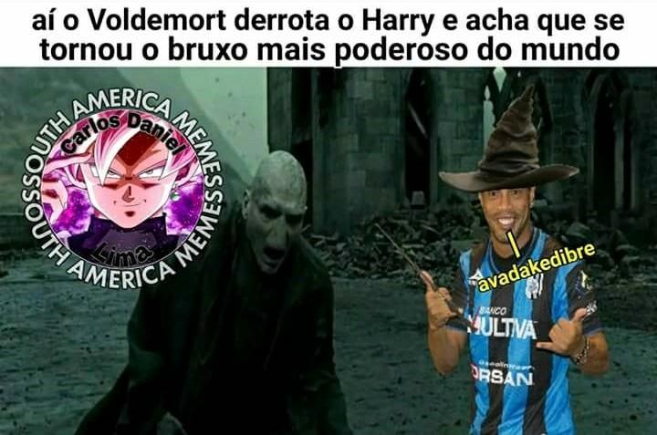 Harry Porra - meme