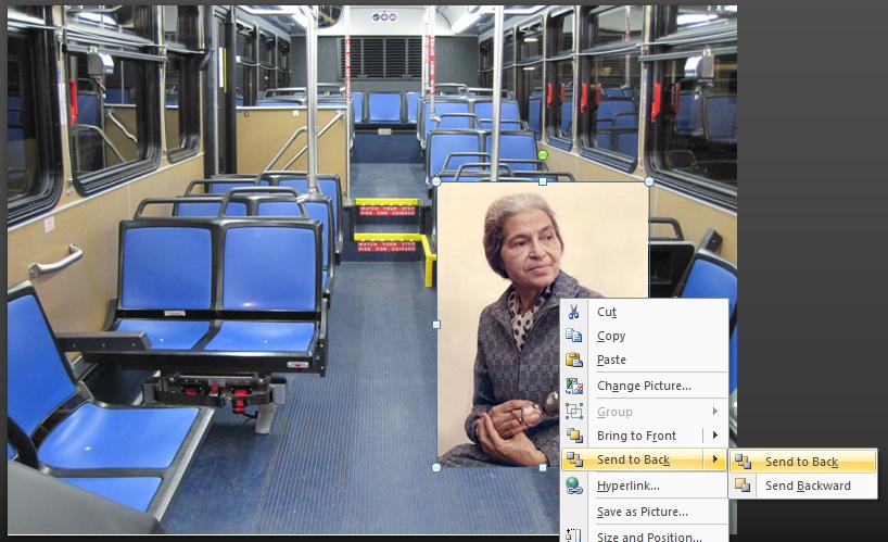 """Rosa """"bus boy"""" parks - meme"""