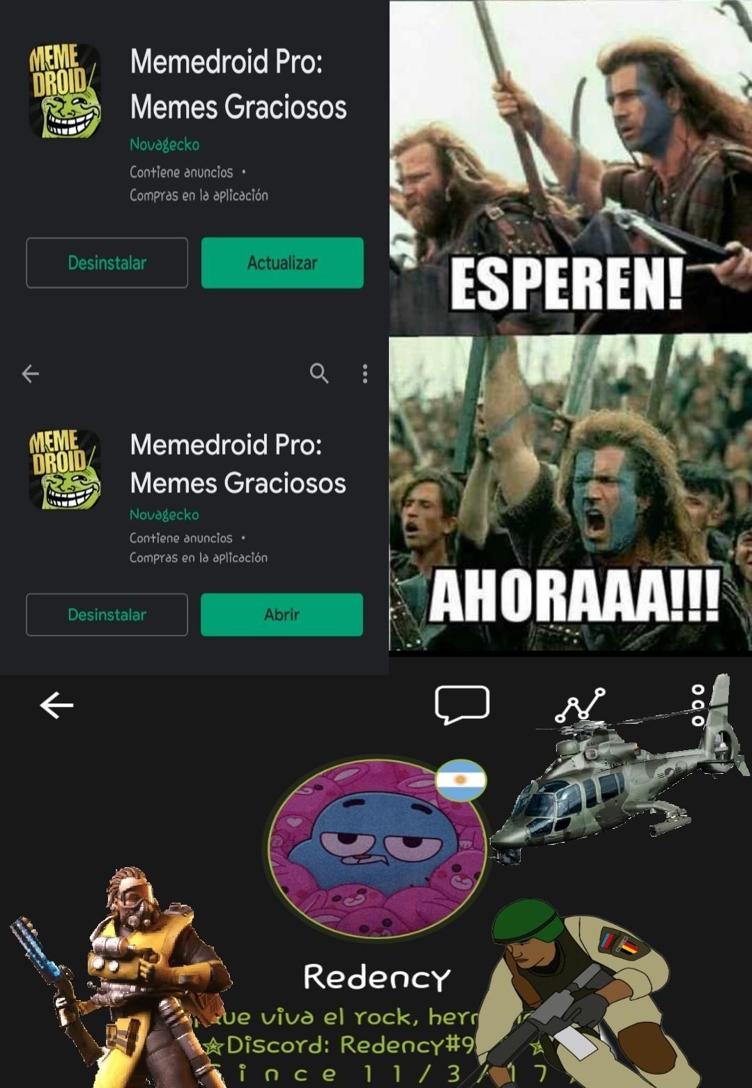 Jsjfjajdha lo van a cagar a piñas - meme