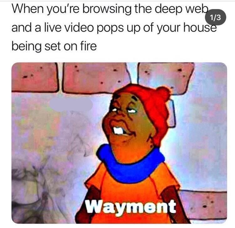 wayment - meme