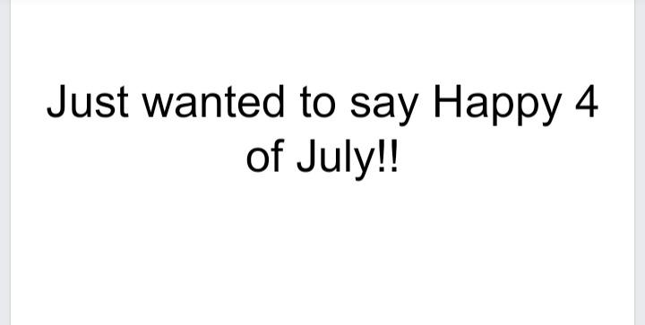 Happy 4 Of July! - meme