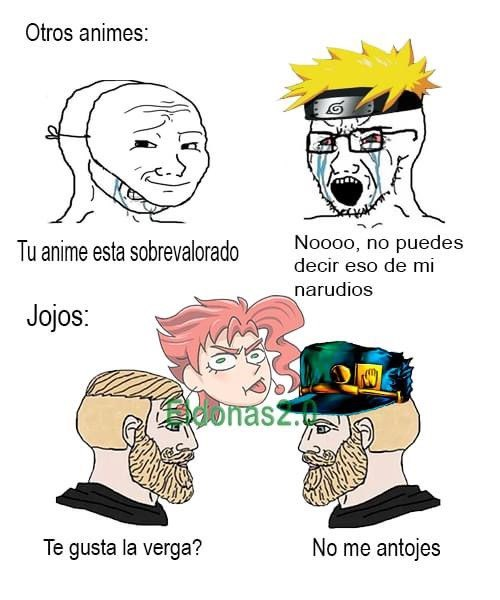 Jojoto - meme