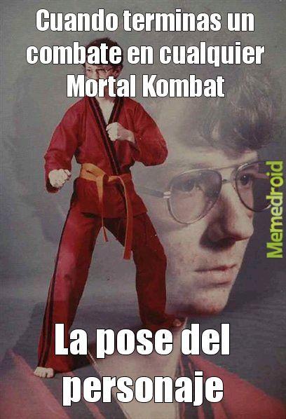 Mortal Kombat nxs - meme