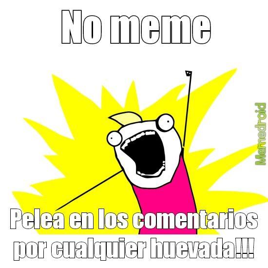 No meme