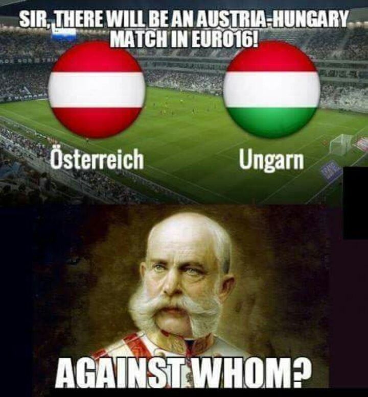 Austro-Hungarian Empire - meme