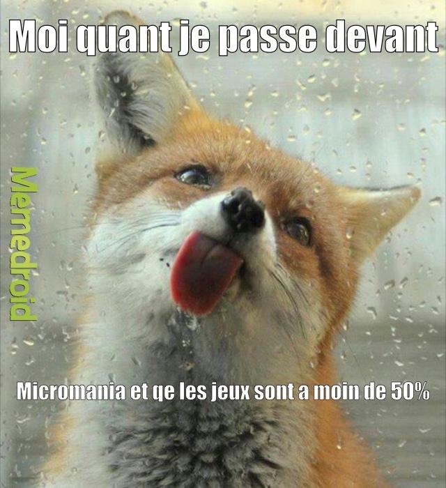 micormania - meme
