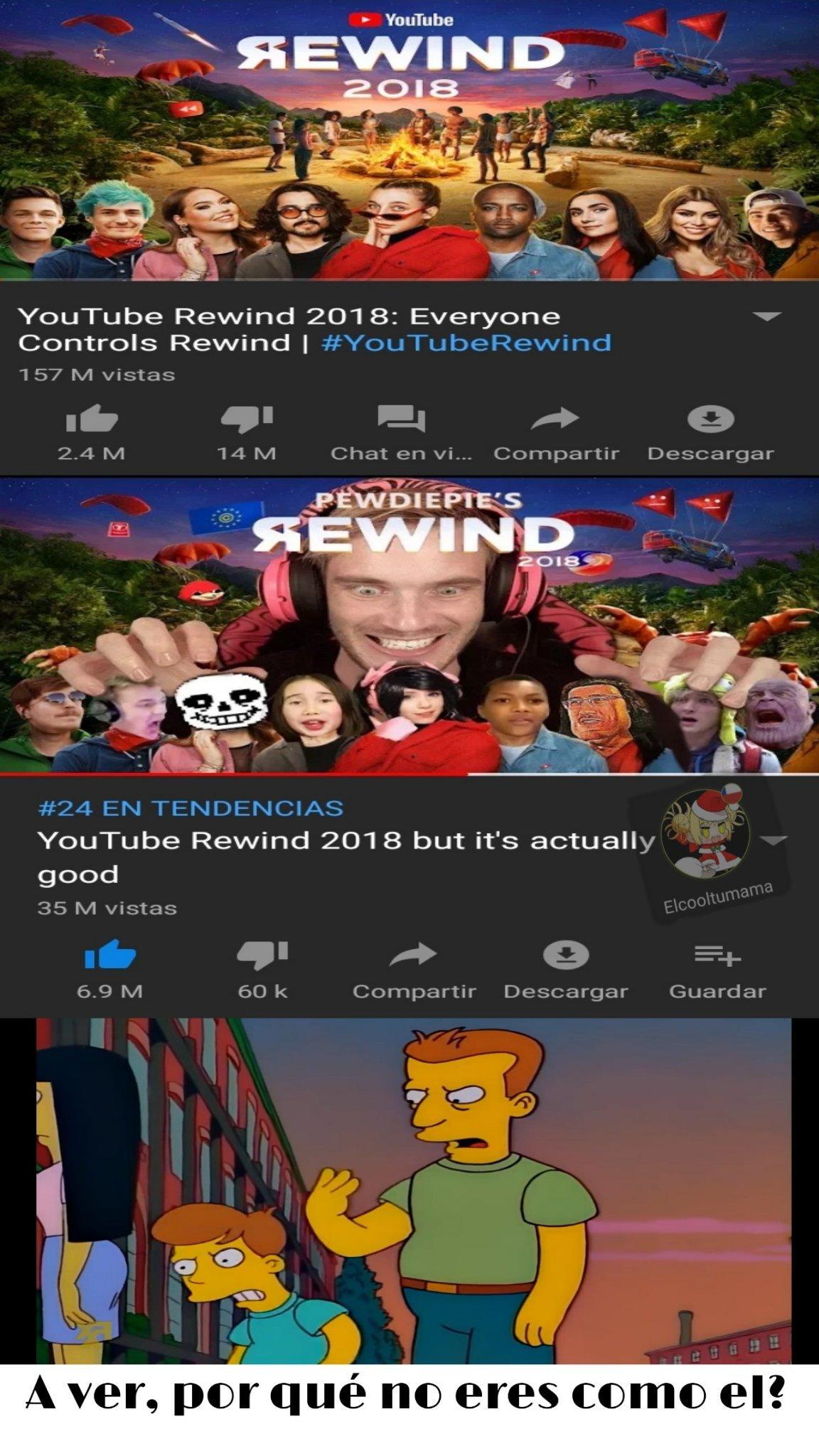 El Pewds lo hizo otra vez XD - meme