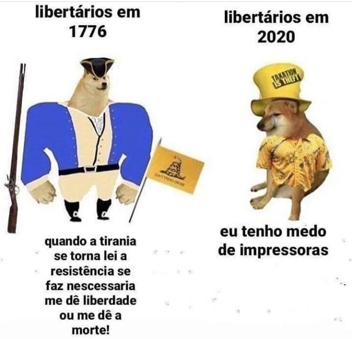 Ancaps - meme